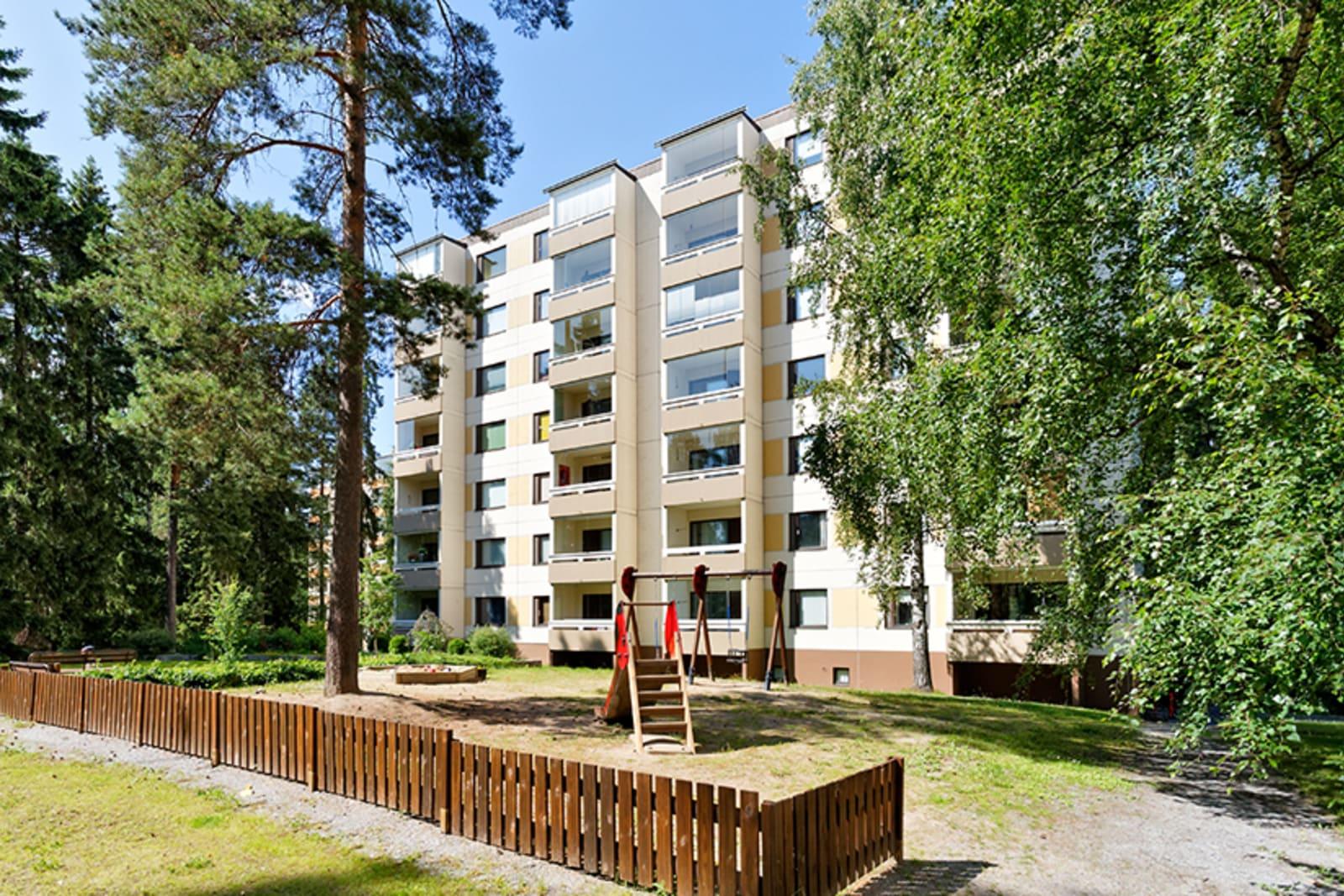 Tampere, Lentävänniemi, Jänislahdenkatu 6