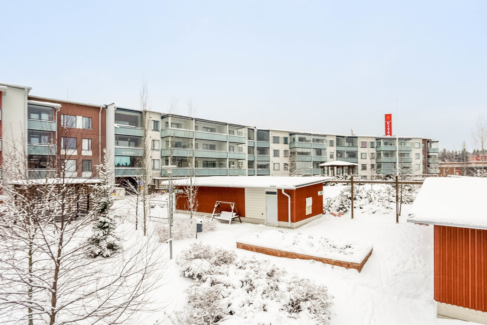 Tampere, Linnainmaa, Mäentakusenkatu 2 A