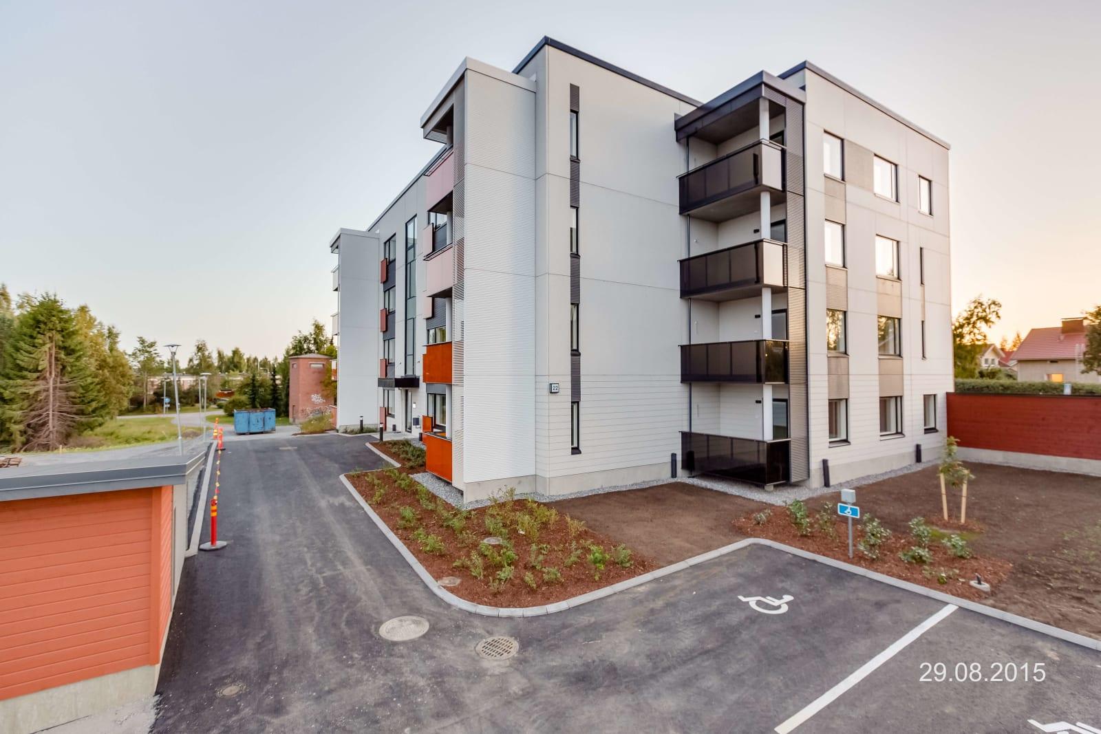 Tampere, Linnainmaa, Aitolahdentie 22