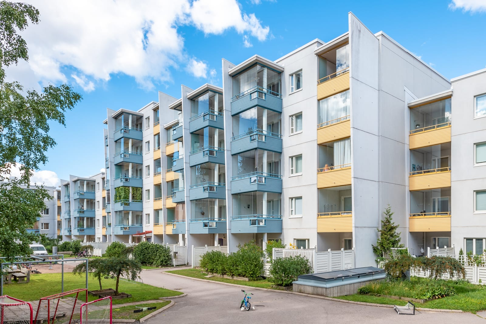 Tampere, Santalahti, Rantatie 23 C-D