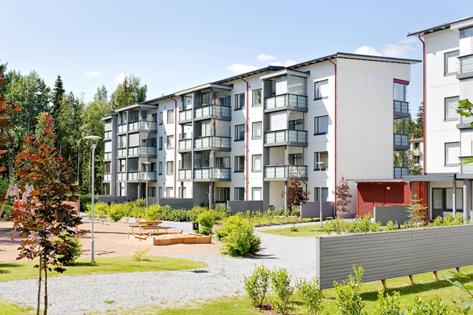 Tampere, Tesoma, Kohmankaari 30