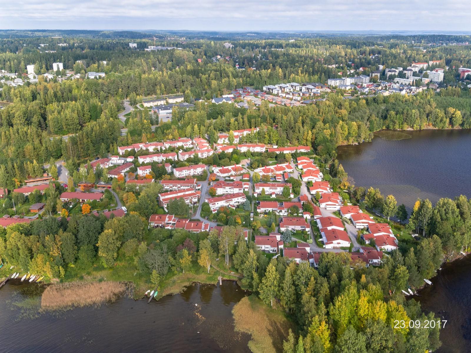 Tampere, Villilä, Villilänniemi 10