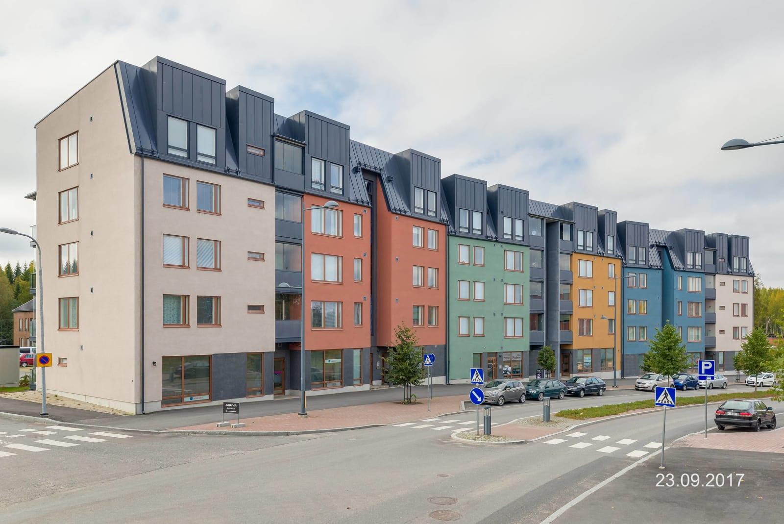 Tampere, Vuores, Vuoreksen puistokatu 92