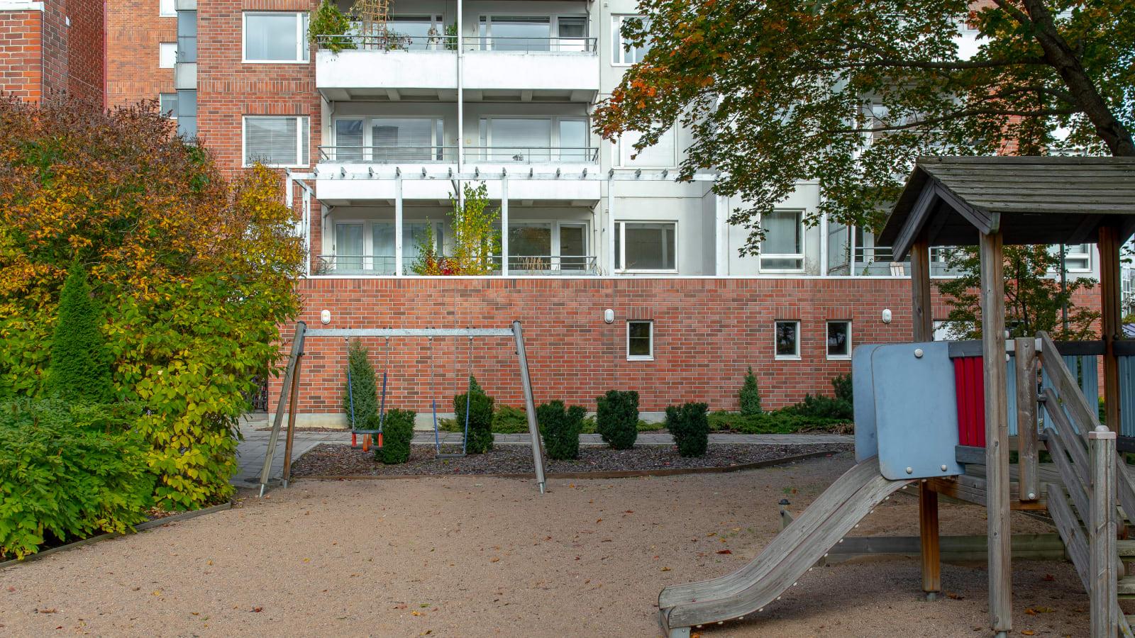 Turku, Keskusta, Verkapiha 1