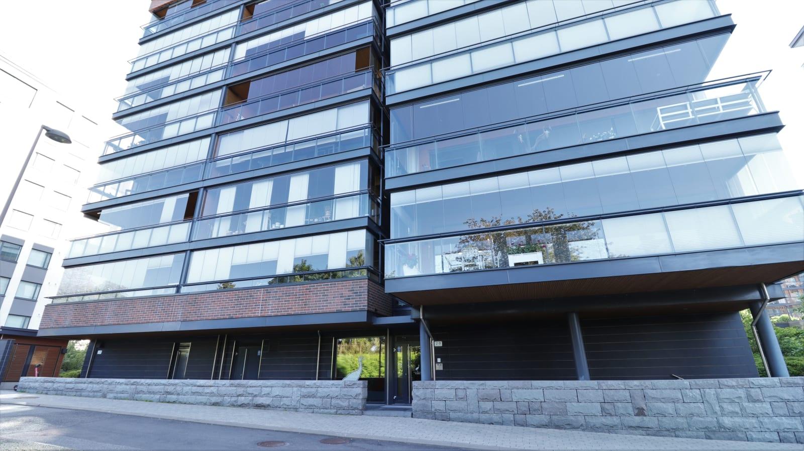 Turku, Kupittaa, Kupittaankuja 2 B