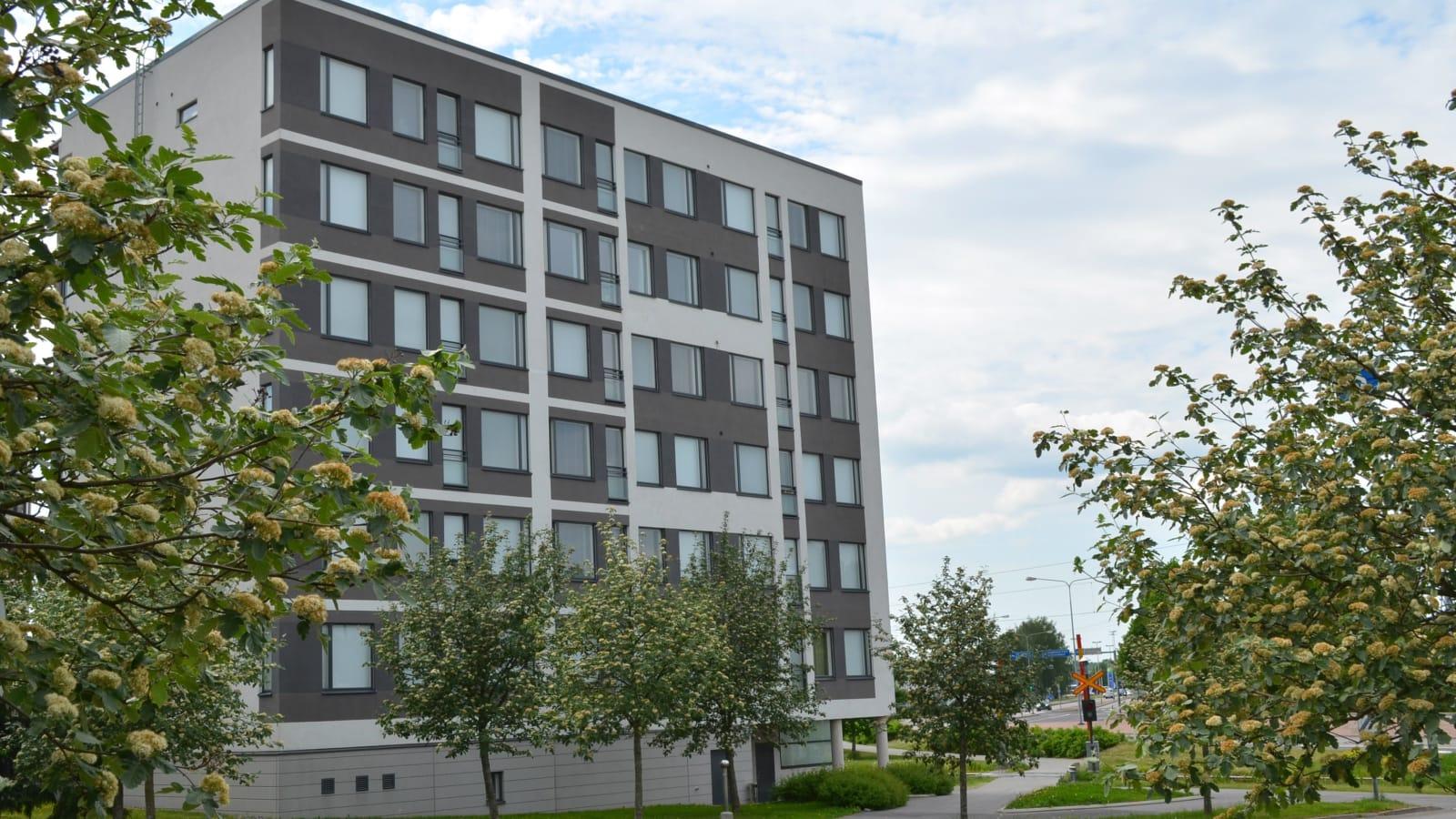 Turku, Portsa, Puutarhakatu 43