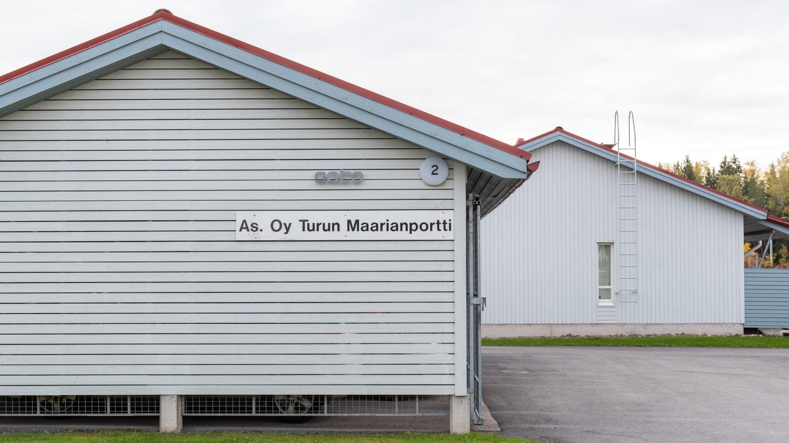 Turku, Yli-Maaria, Neitsyt Marian katu 2