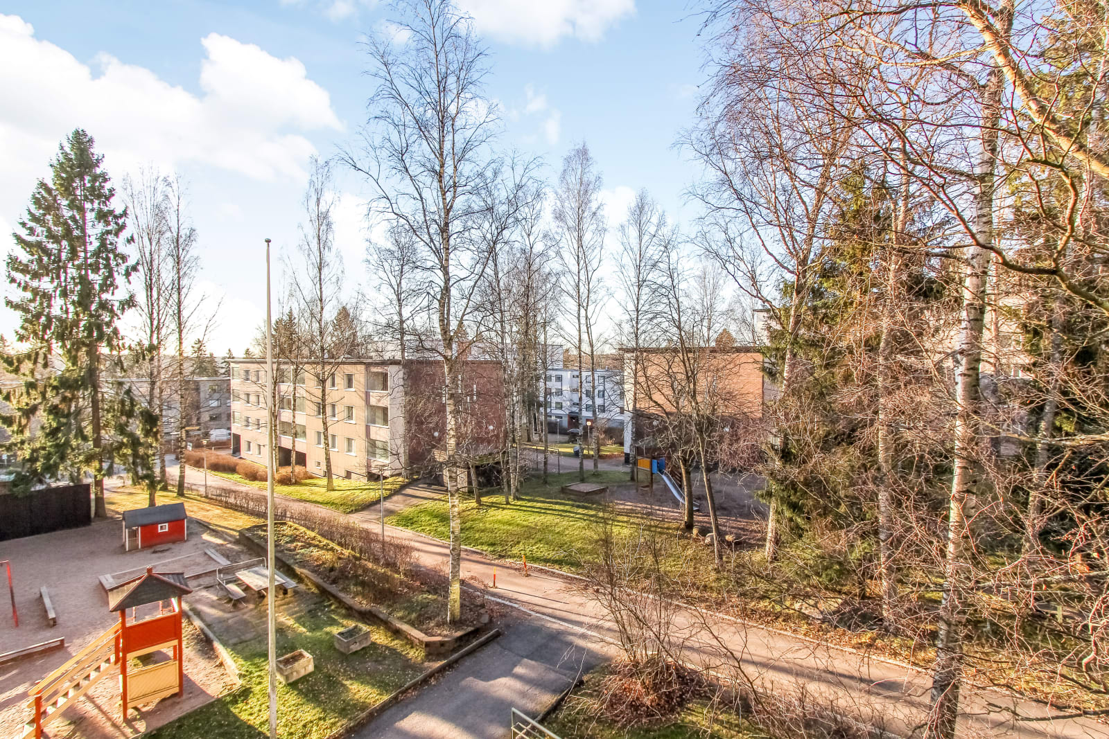 Vantaa, Hakunila, Oritie 1