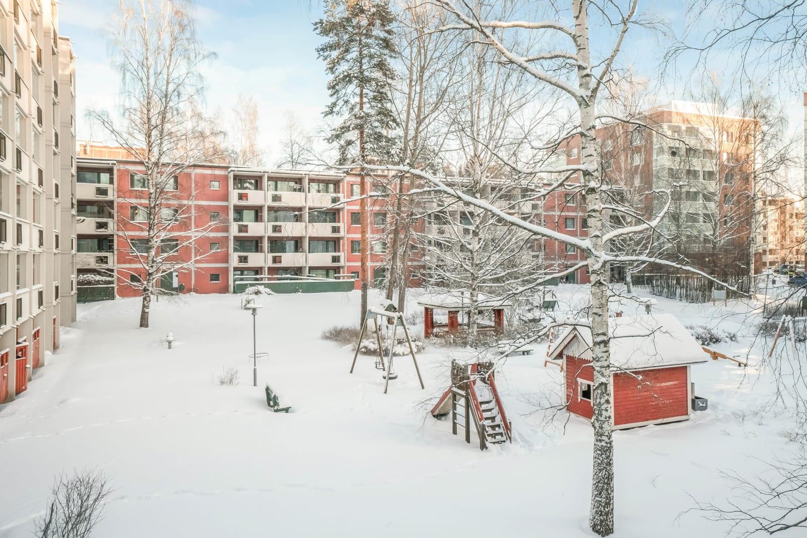 Vantaa, Havukoski, Havukoskenkatu 20