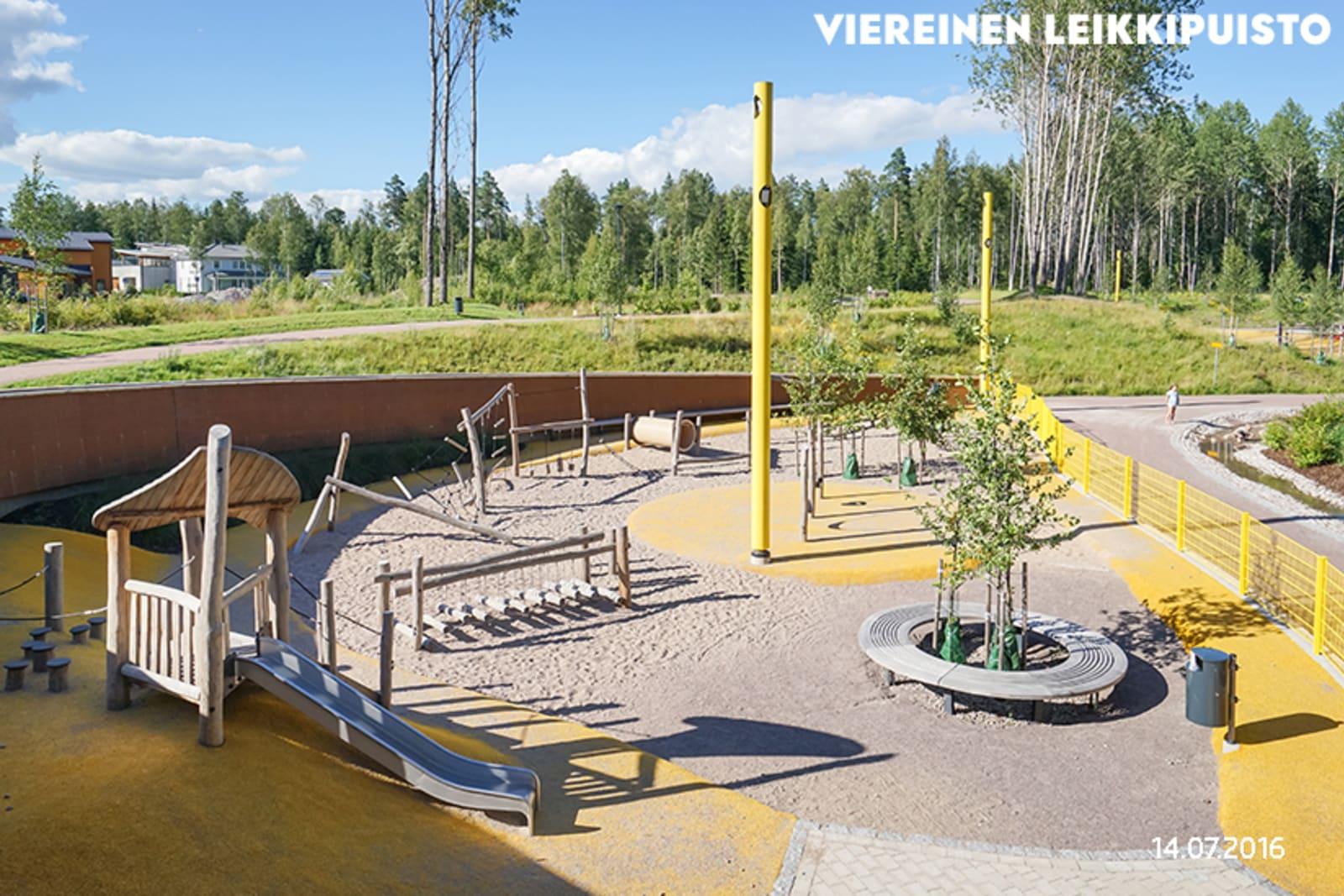 Vantaa, Kivistö, Rubiinikehä 1 B