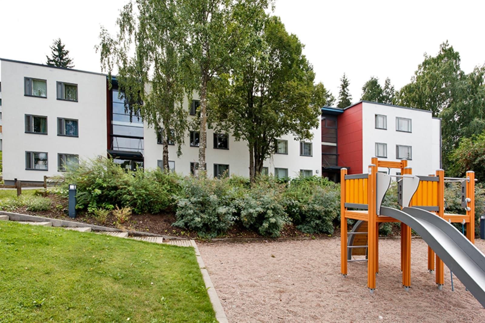 Vantaa, Martinlaakso, Laajakorvenkuja 8