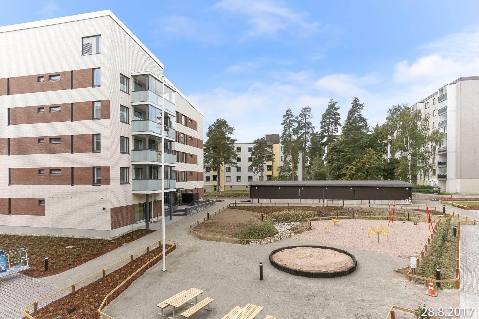 Vantaa, Martinlaakso, Kukinkuja 2