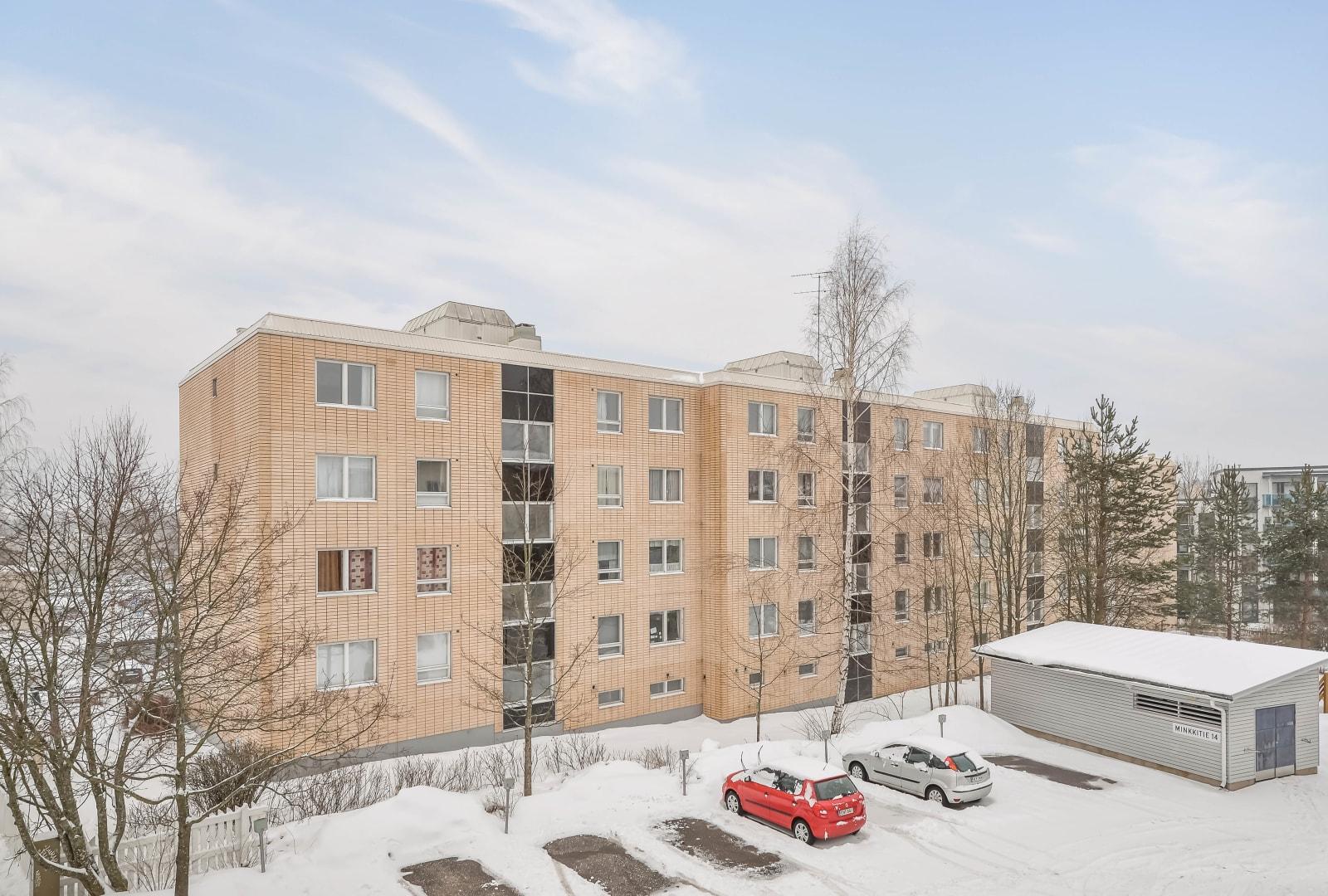 Vantaa, Metsola, Minkkikuja 1