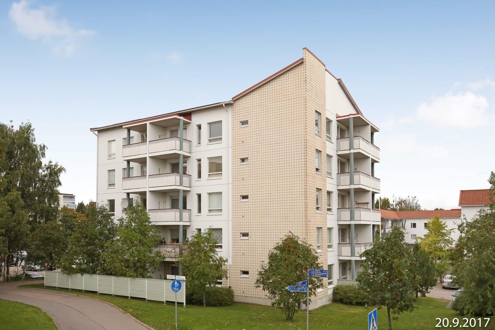 Vantaa, Myyrmäki, Solkikuja 2