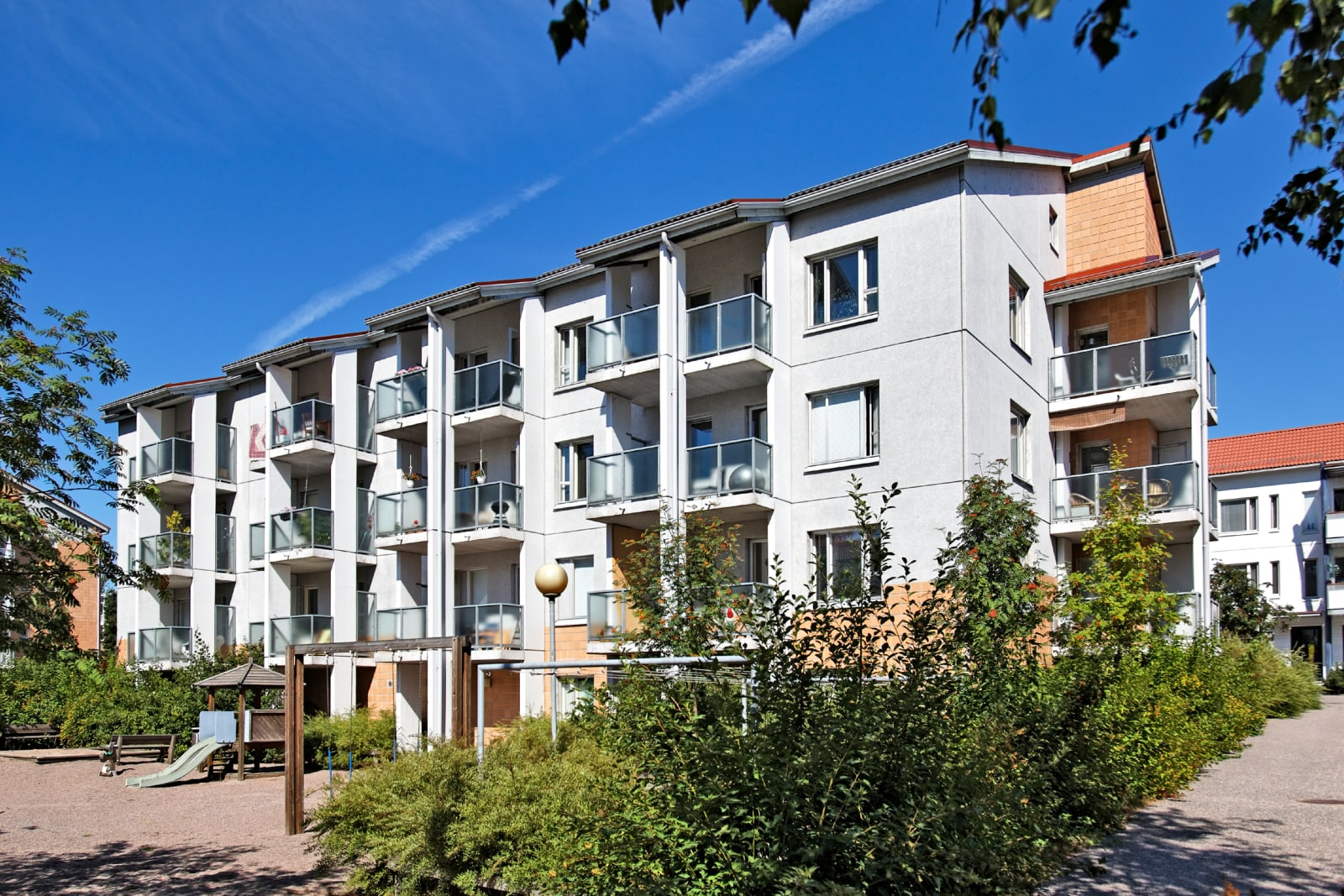 Vantaa, Myyrmäki, Solkikuja 1-3