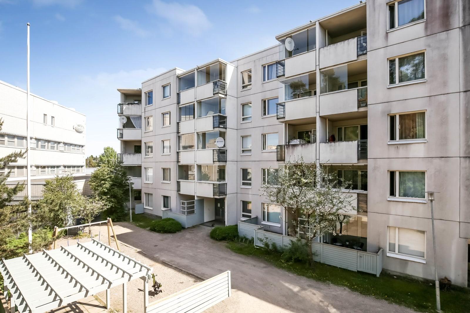 Vantaa, Myyrmäki, Paalukylänpolku 3