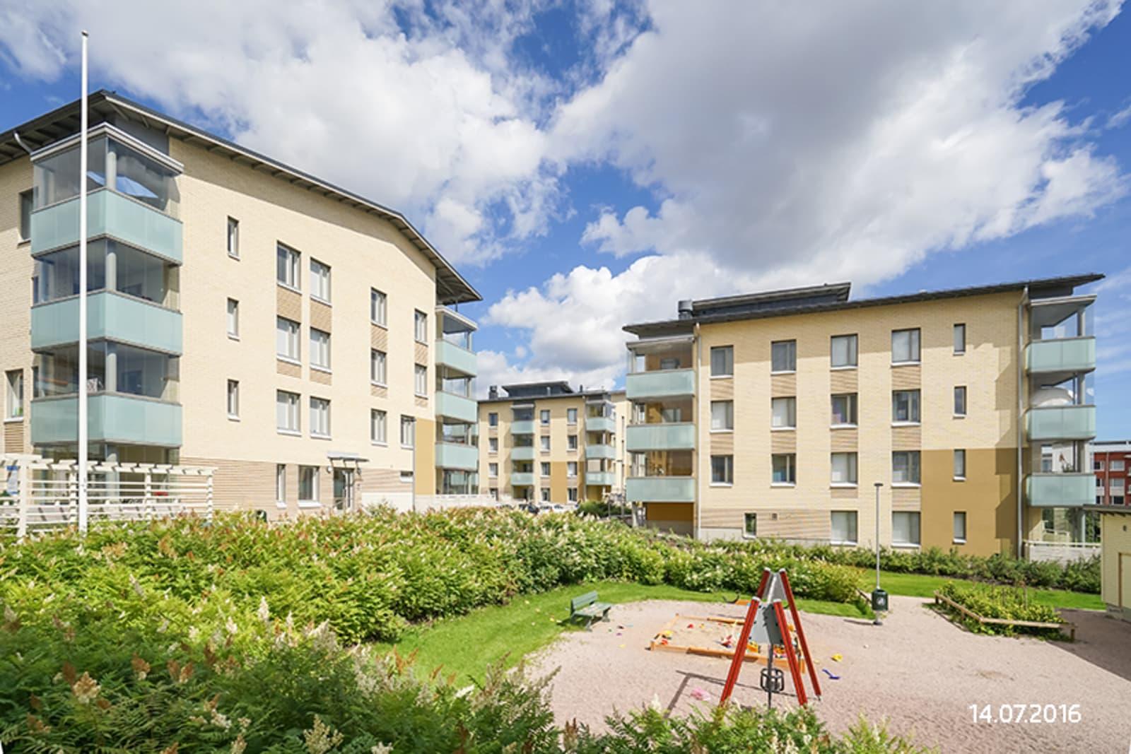 Vantaa, Pakkala, Pakkalanrinne 3