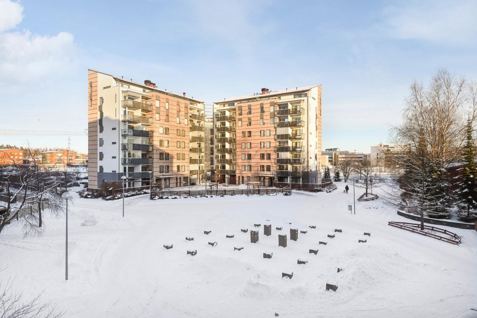Vantaa, Pakkala, Käräjäkuja 2