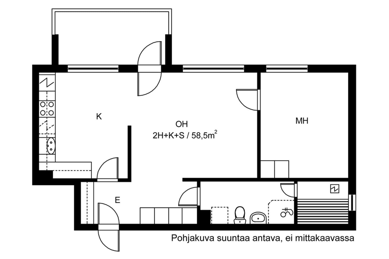 Espoo, Kilo, Lansantie 3 E 049