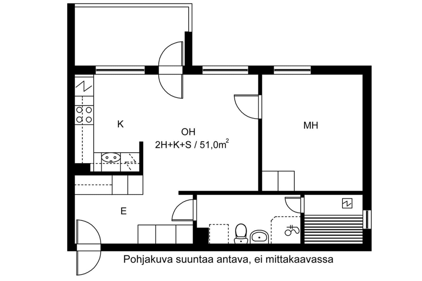 Espoo, Kilo, Lansantie 3 A 002