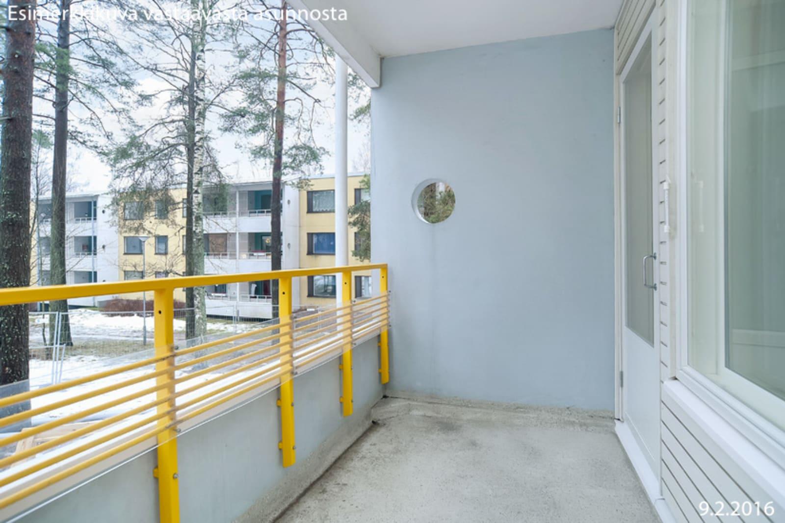 Espoo, Laajalahti, Heinjoenpolku 2 G-J H 060
