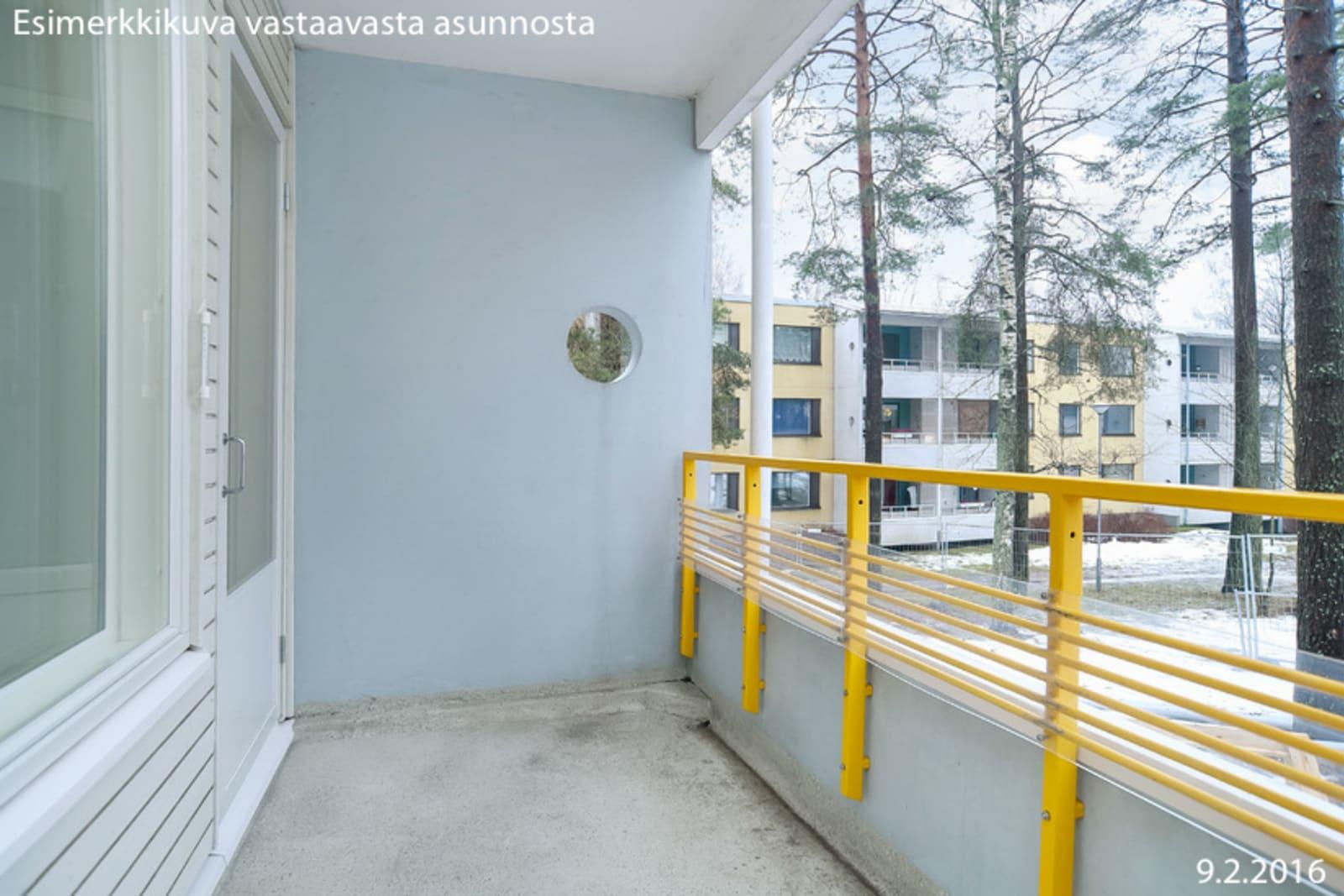 Espoo, Laajalahti, Heinjoenpolku 2 G-J G 043