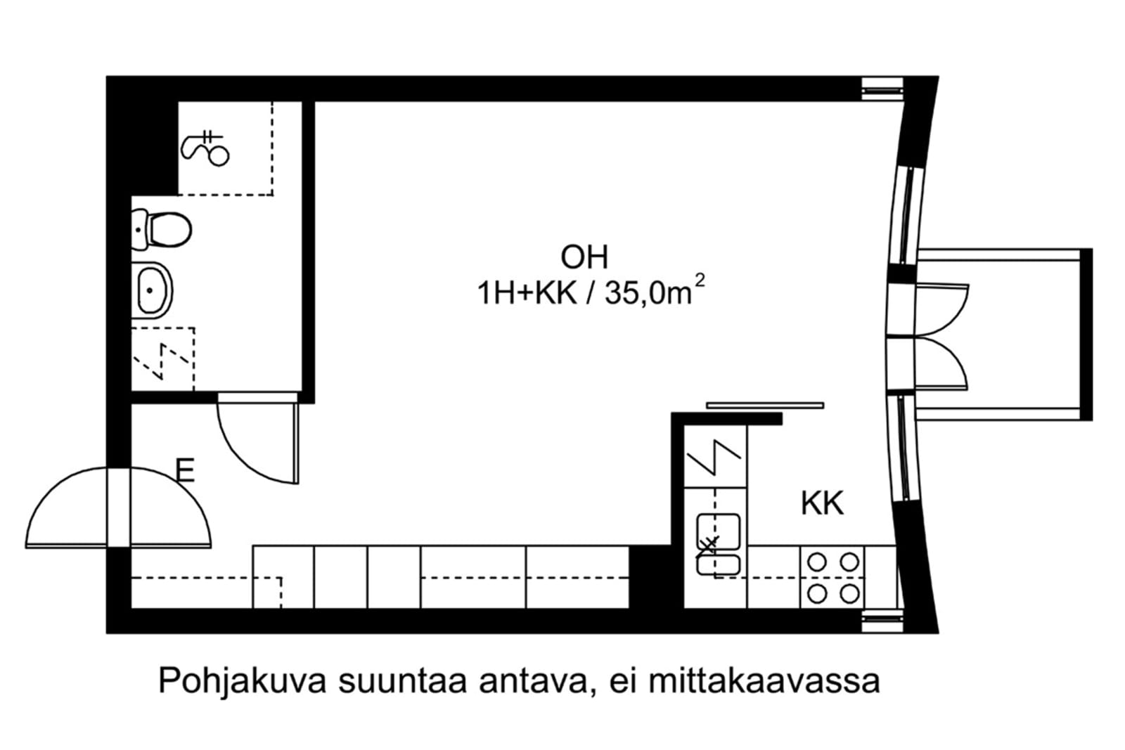 Espoo, Matinkylä, Kala-Matti 3 C 052