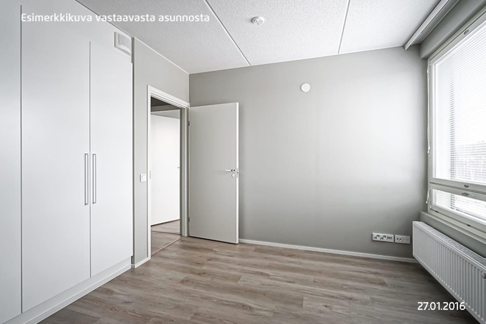 Espoo, Saunalahti, Magneettikatu 8 A 027