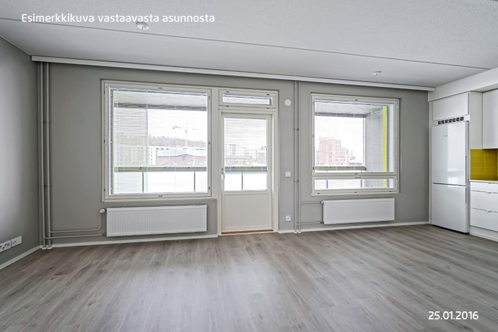 Espoo, Saunalahti, Magneettikatu 8 A 024