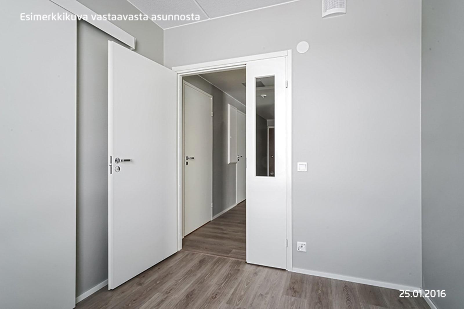 Espoo, Saunalahti, Magneettikatu 8 A 004