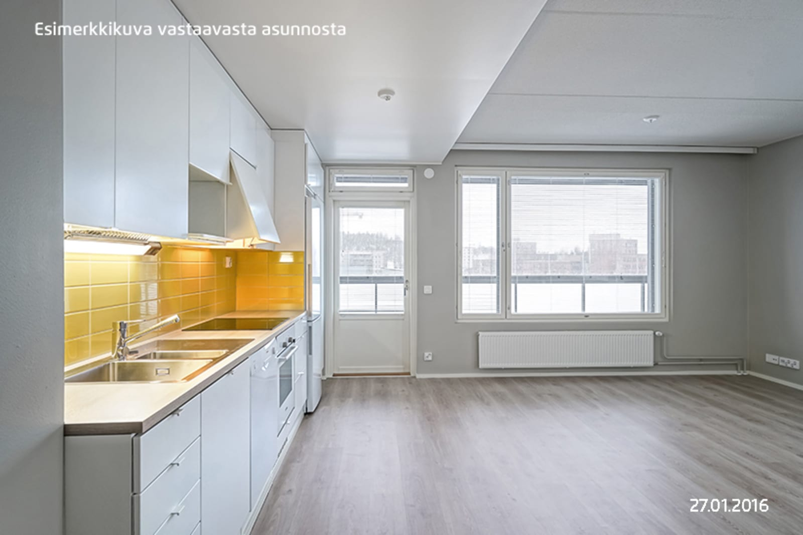 Espoo, Saunalahti, Magneettikatu 8 A 026