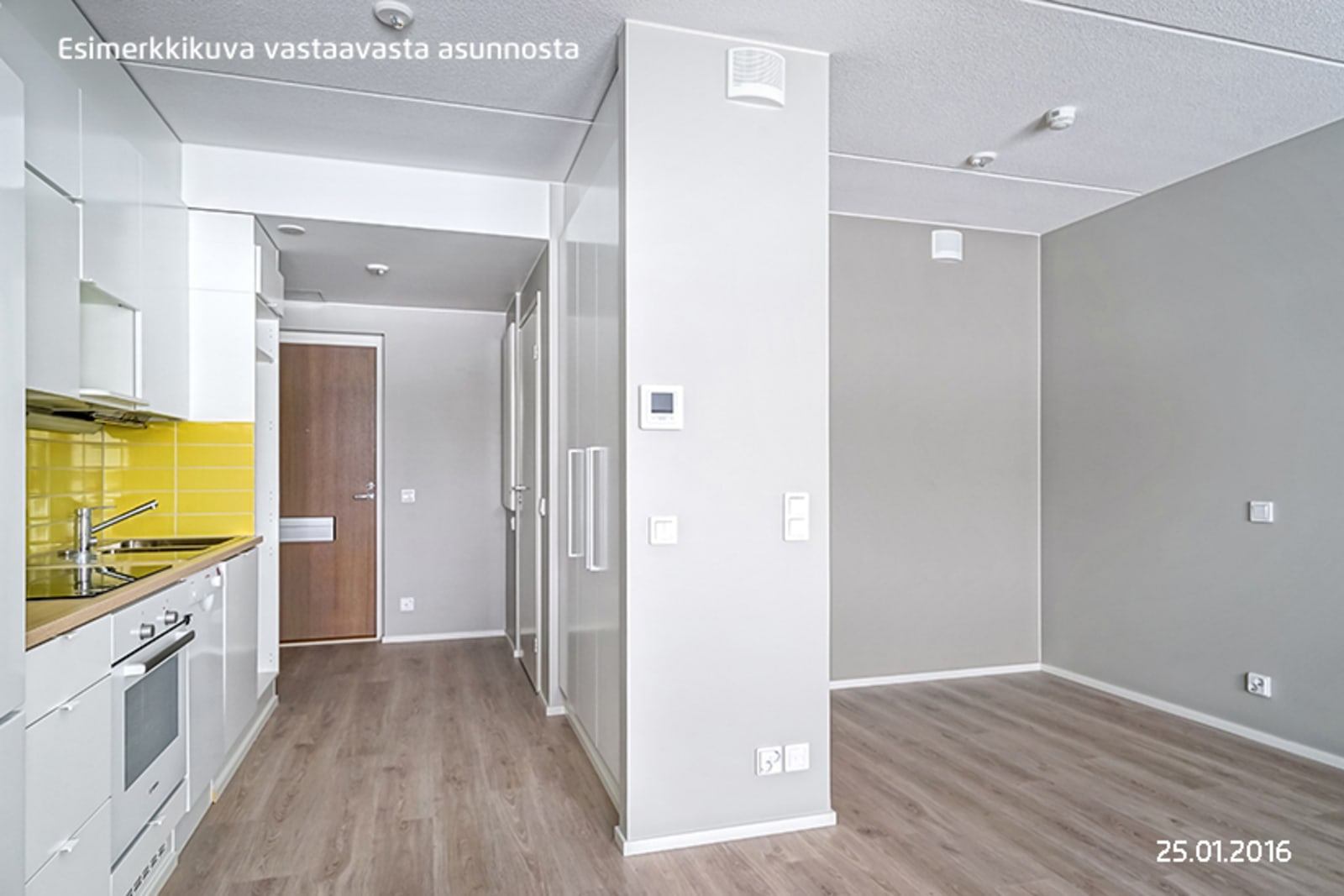 Espoo, Saunalahti, Magneettikatu 8 A 001