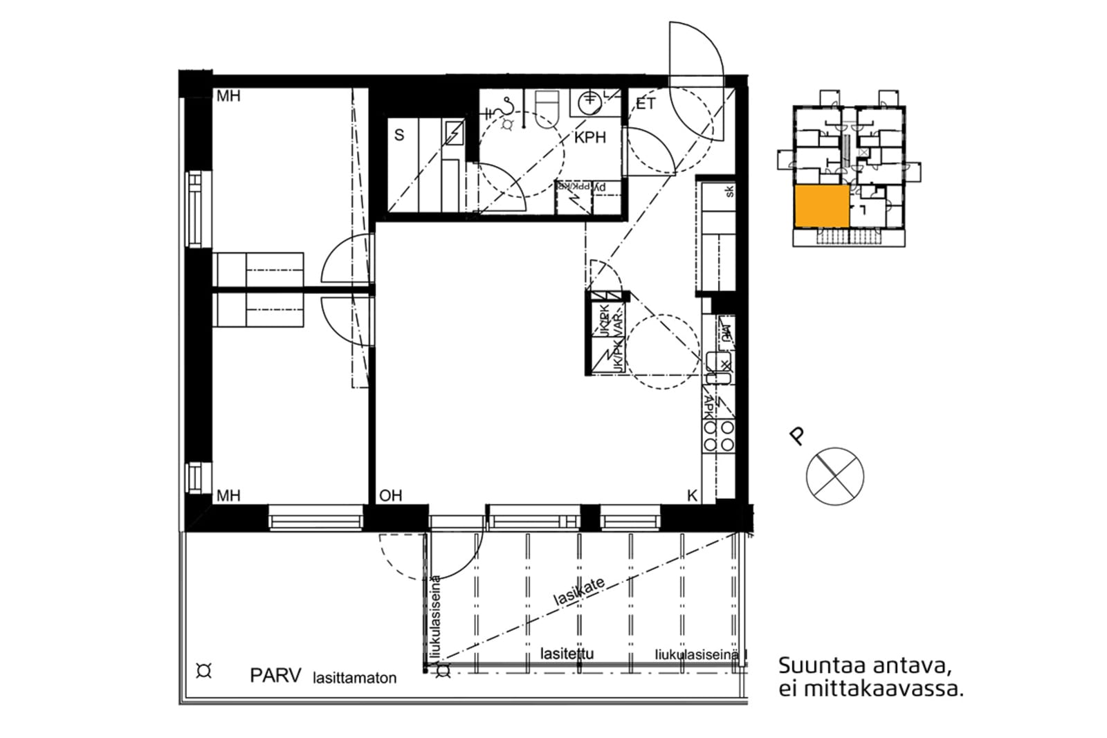 Espoo, Soukka, Kilvoituksentie 1 A 017