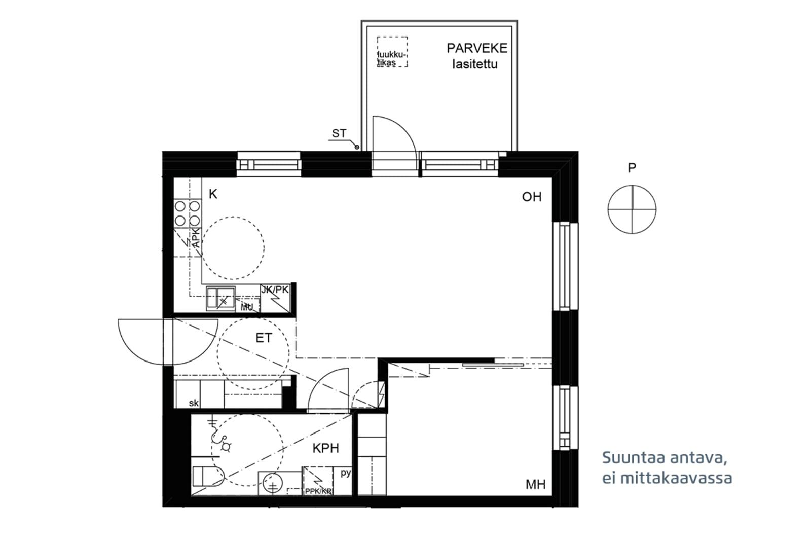 Espoo, Soukka, Soukanniementie 1 A 008