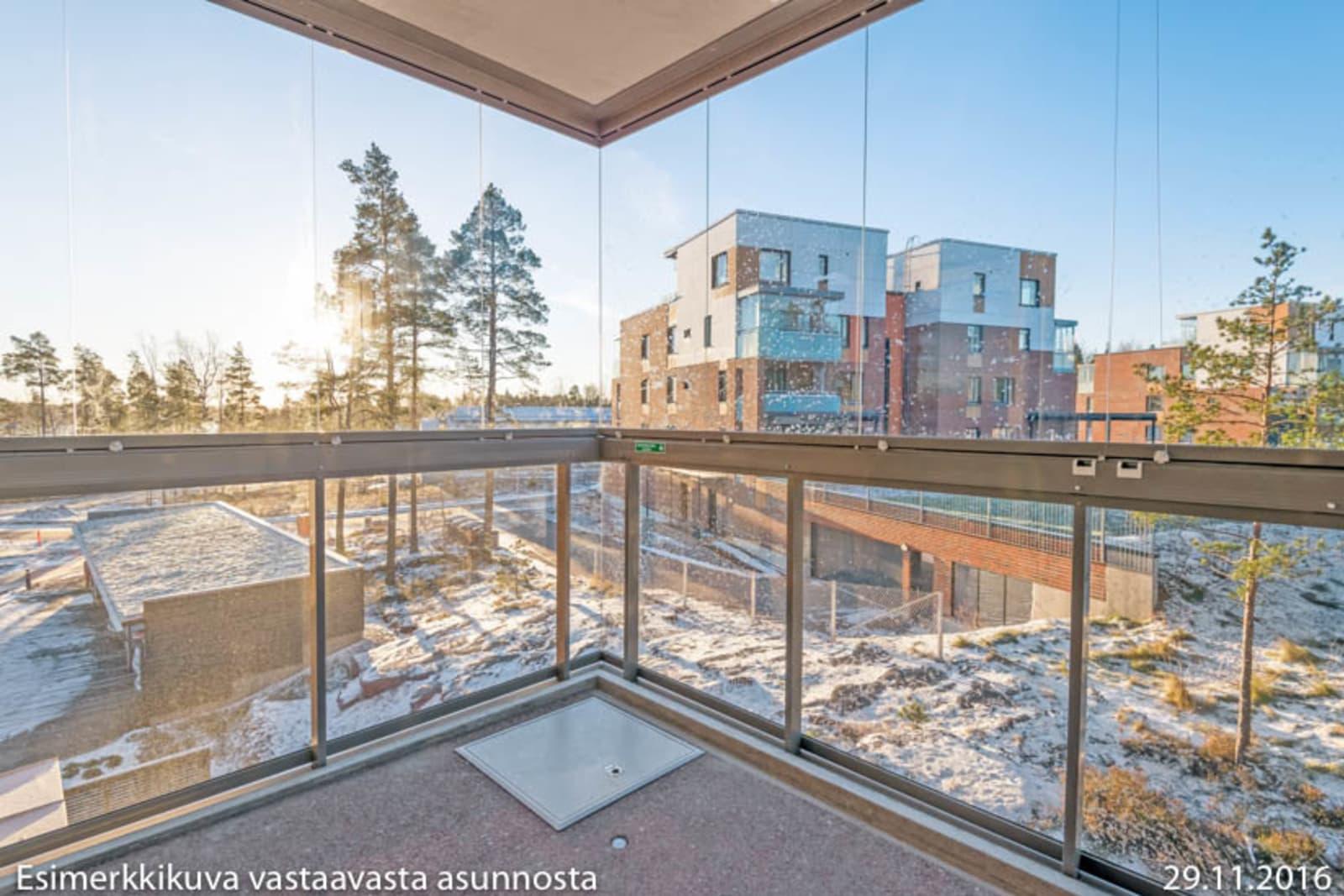 Espoo, Soukka, Kilvoituksentie 1 A 018