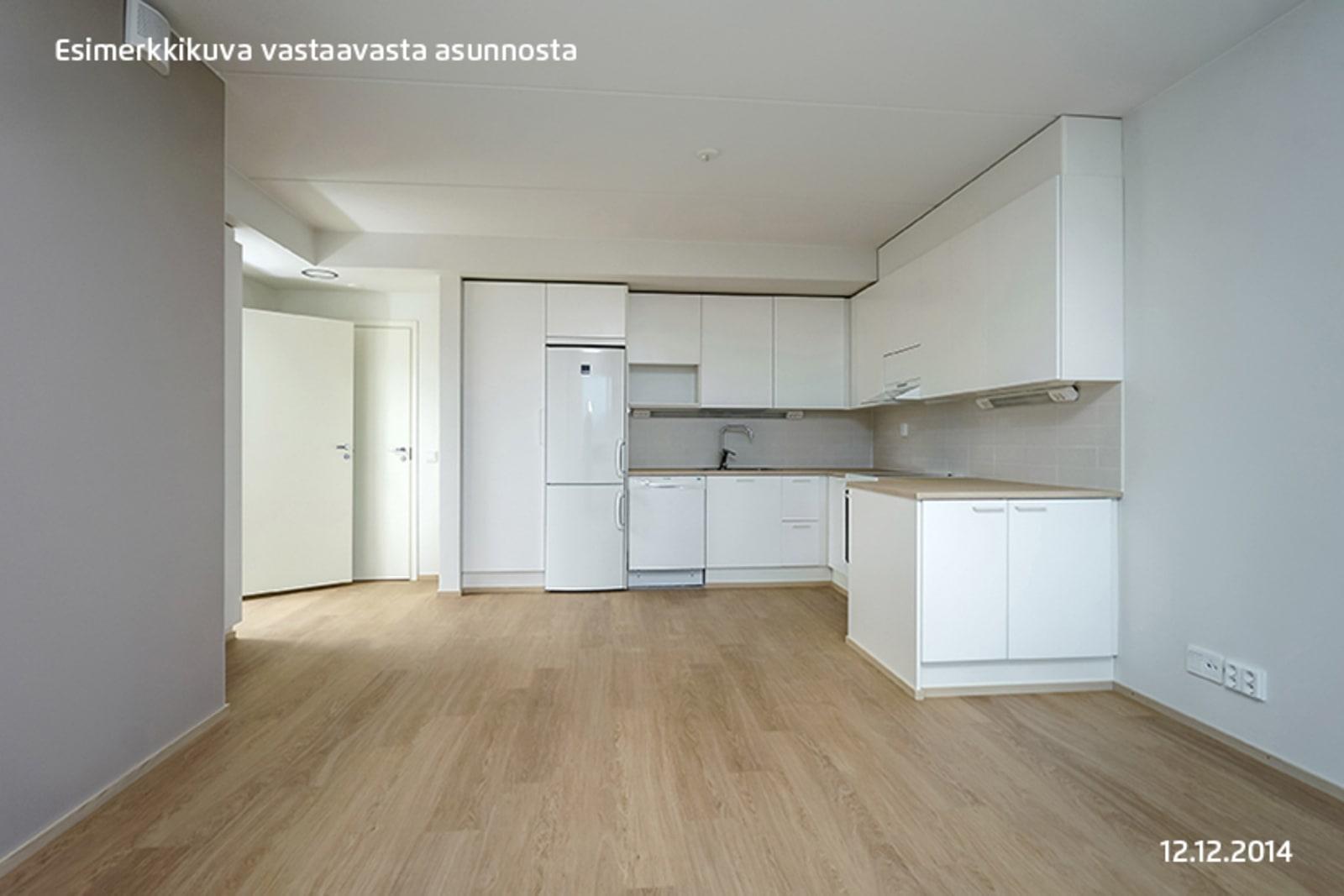 Espoo, Suurpelto, Henttaan puistokatu 8 A 020