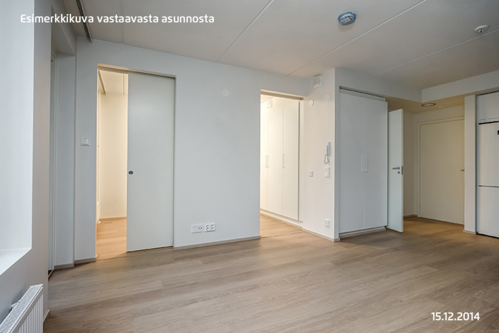 Espoo, Suurpelto, Henttaan puistokatu 8 B 035