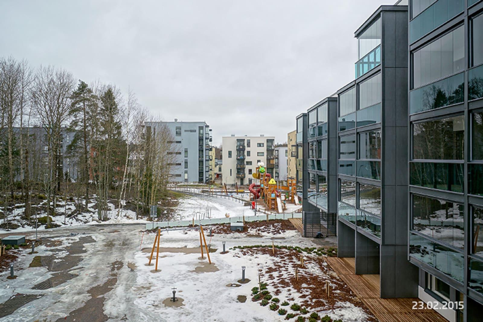 Espoo, Suurpelto, Henttaan puistokatu 8 A 016