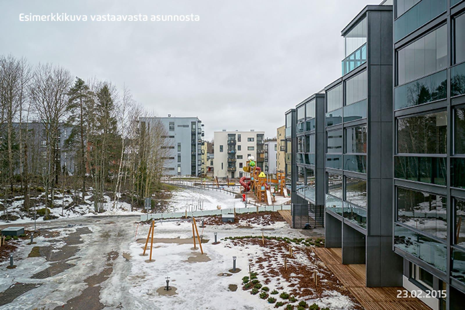 Espoo, Suurpelto, Henttaan puistokatu 8 A 009