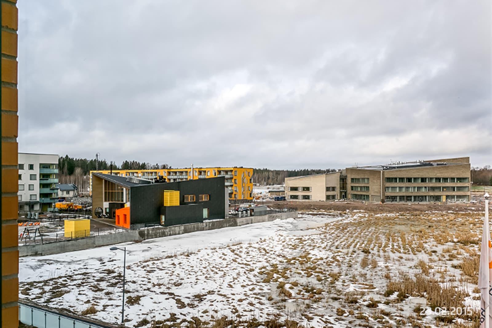 Espoo, Suurpelto, Henttaan puistokatu 8 A 011