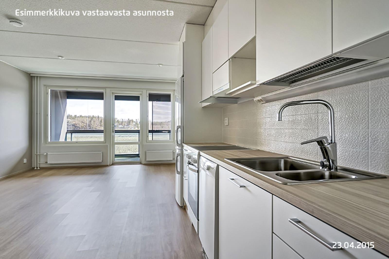 Espoo, Suurpelto, Henttaan Puistokatu 6 A 029