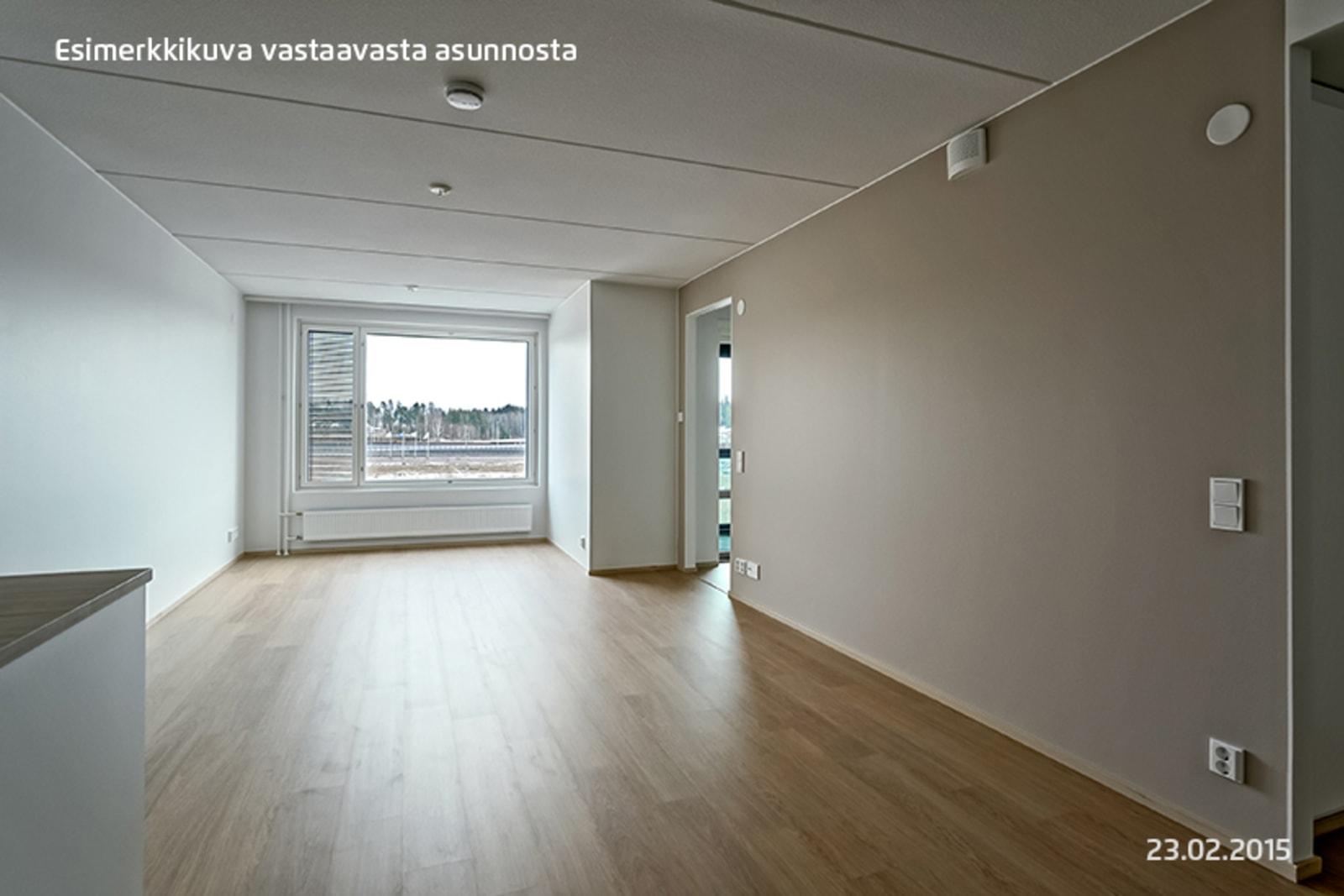 Espoo, Suurpelto, Henttaan puistokatu 8 A 006