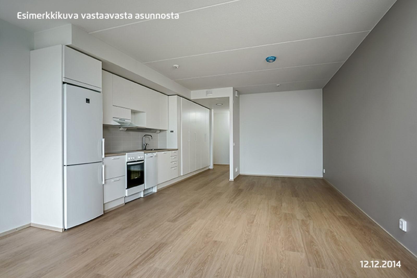 Espoo, Suurpelto, Henttaan puistokatu 8 A 010