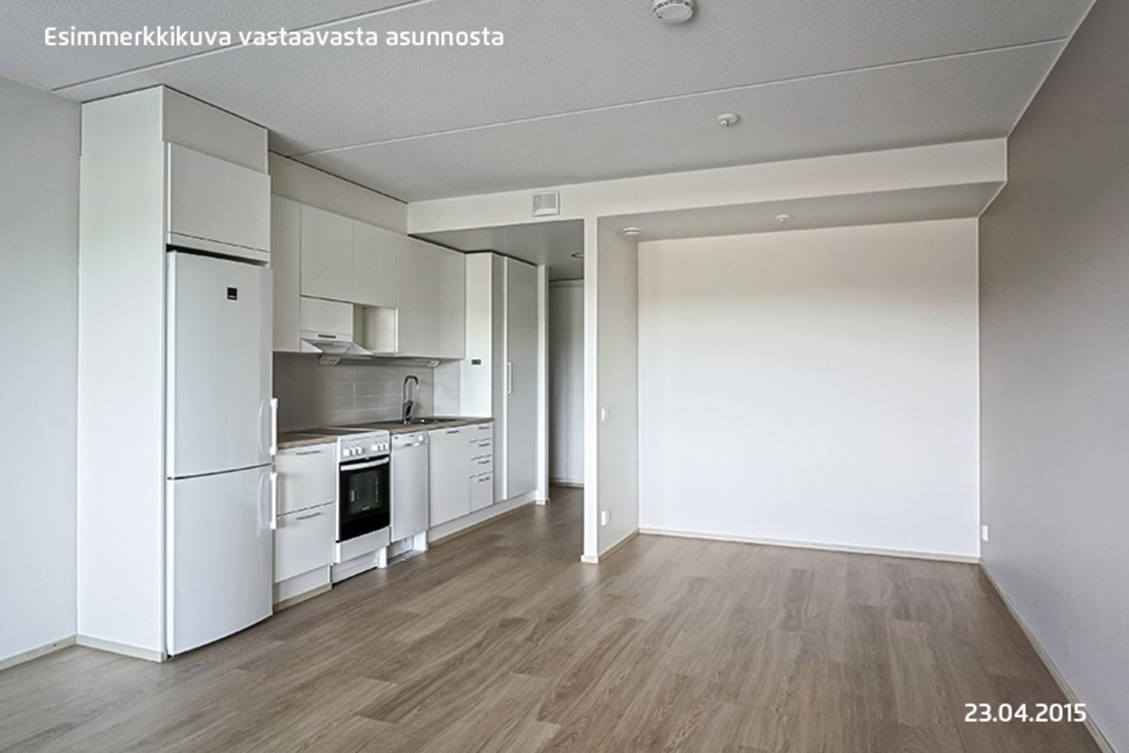 Espoo, Suurpelto, Henttaan Puistokatu 6 A 008