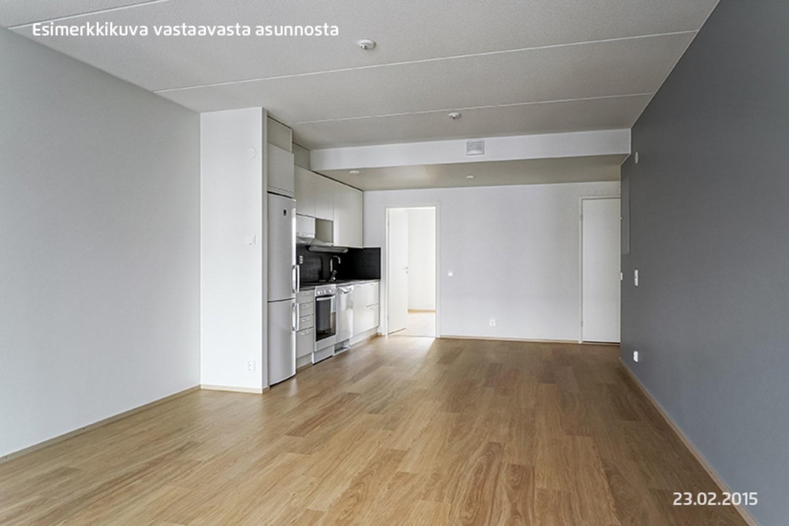 Espoo, Suurpelto, Henttaan puistokatu 8 B 033