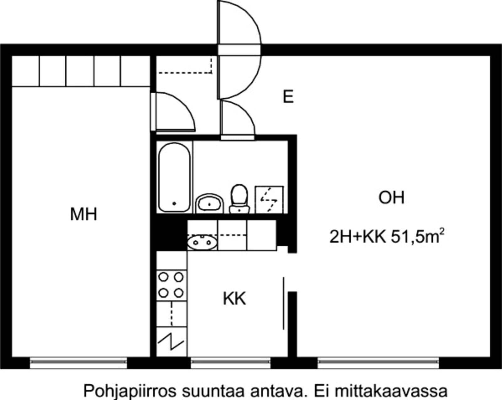 Espoo, Suvela, Kirstinmäki 3 C 038