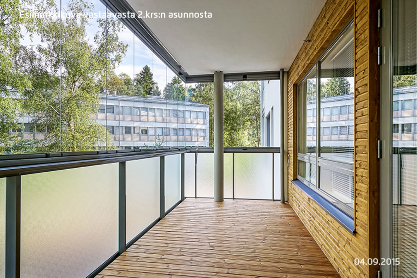 Espoo, Tapiola, Neulaspolku 2 B 010