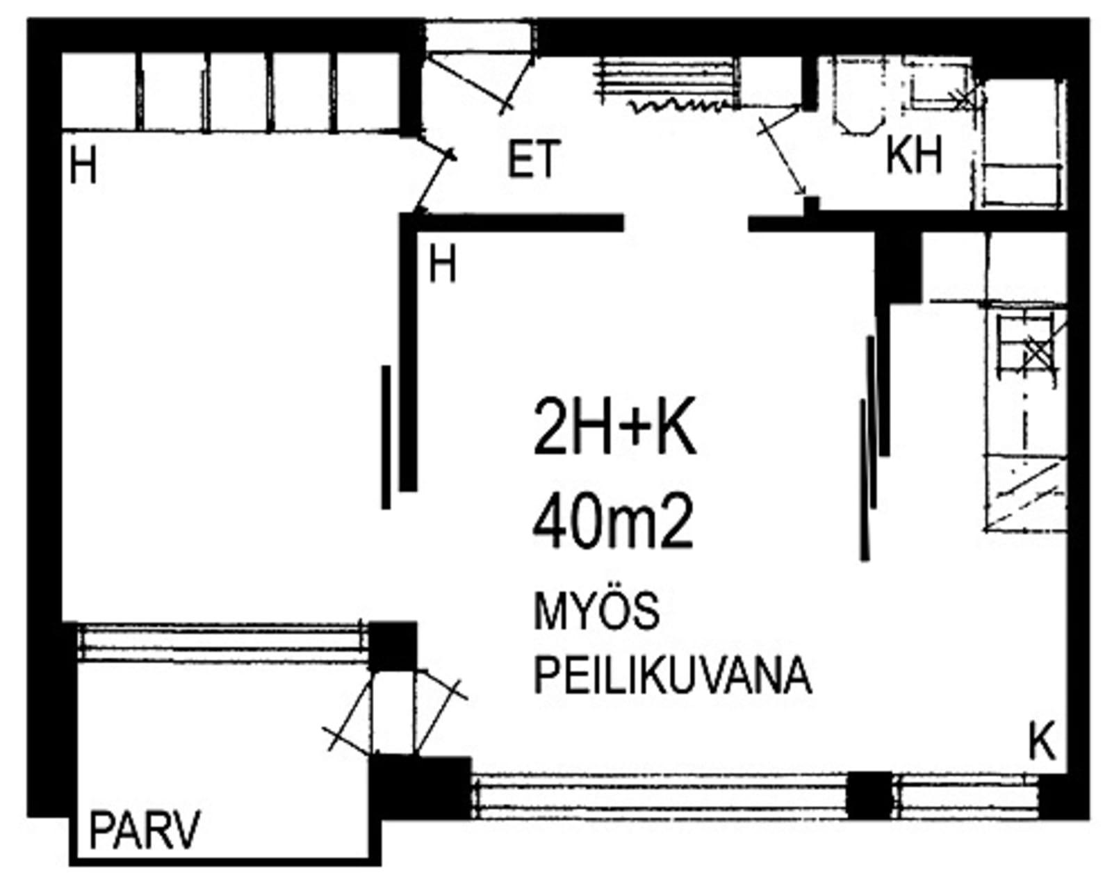 Espoo, Tapiola, Jousenkaari 7 A 008
