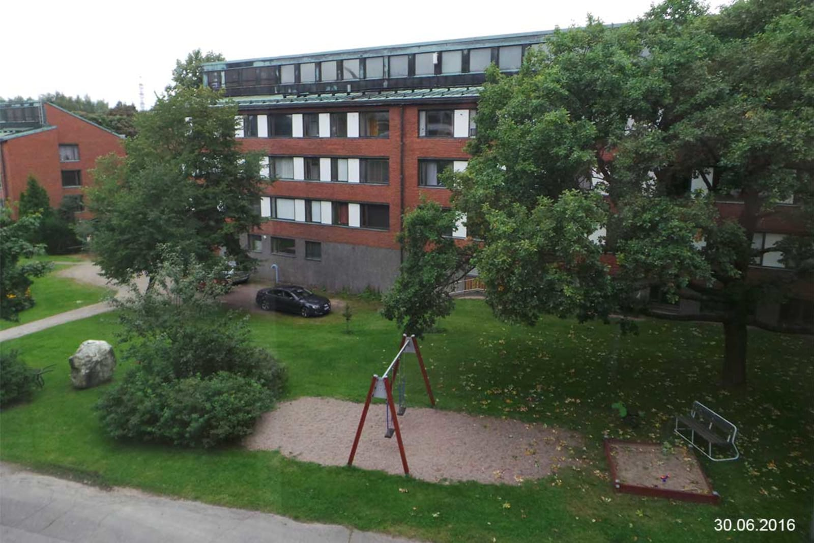 Helsinki, Etelä-Haaga, Vanha viertotie 8 B 021
