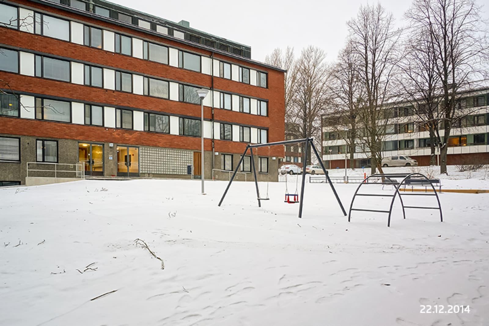Helsinki, Etelä-Haaga, Kangaspellontie 3 D 023